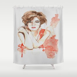Nikki  Shower Curtain