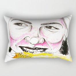 Roasted Rectangular Pillow