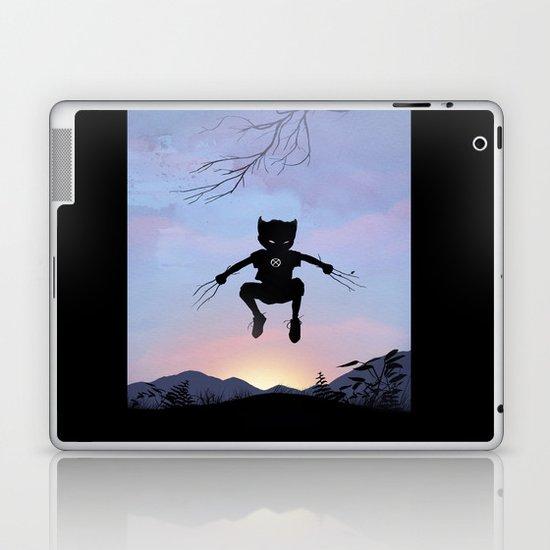 Wolverine Kid Laptop & iPad Skin