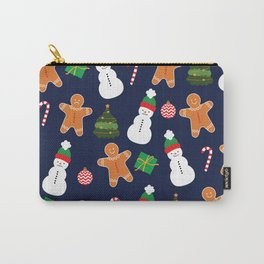 Ugly Christmas Sweater Carry-All Pouch