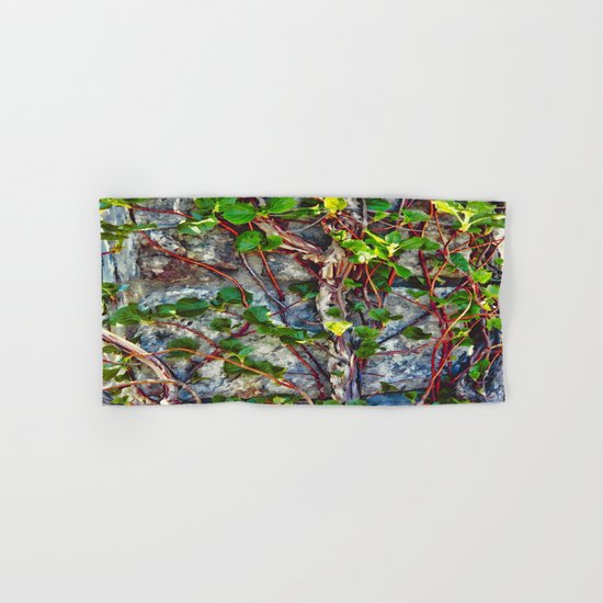 Climbing Vines - Nature's Art Work Hand & Bath Towel