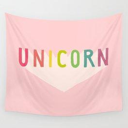 Unicorn (Superhero) Wall Tapestry
