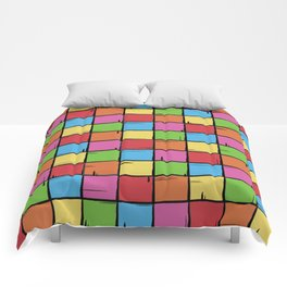 Color Boxes Comforters