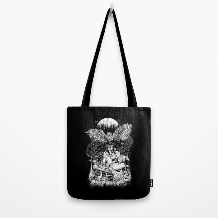 Spirit Owl Tote Bag