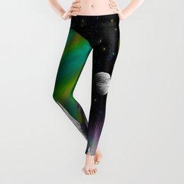 Planetscape Leggings