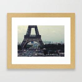 Paris VII Framed Art Print