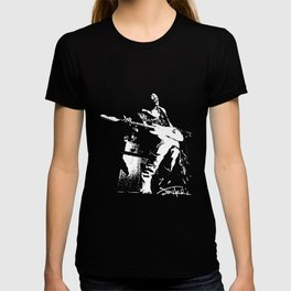 JIMI HENDRIX rock guitar experience jimmy MENS LADIES KIDS guitar T-shirt