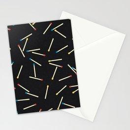 Matchsticks Stationery Cards