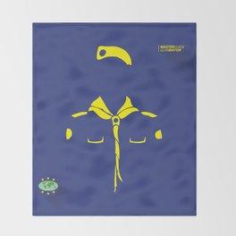 Guia Mayor - Master Guide Throw Blanket
