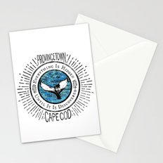 Everything is Hidden-Provincetown Stationery Cards