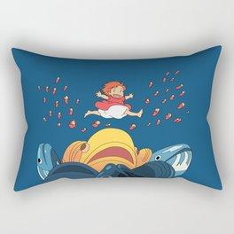 Ponyo Rectangular Pillow