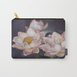 Lovely Water Lily II Carry-All Pouch