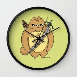 Chewbacorro Wall Clock