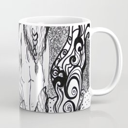 Bear Bride Coffee Mug