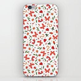 Seamless Buggy Pattern iPhone Skin