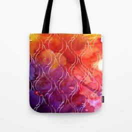 Bold Marrakech Tote Bag