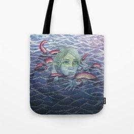 Shui Gui (Water Ghost) Tote Bag