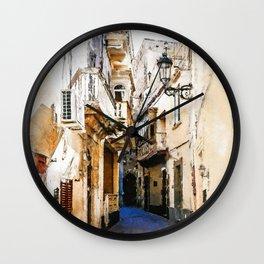 Malta Gozo Comino #malta #gozo Wall Clock