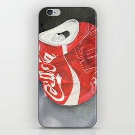 Coca-Cola Can iPhone Skin