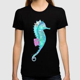 Aqua Sea Dragon T-shirt