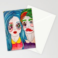 You're A Monster Too Stationery Cards