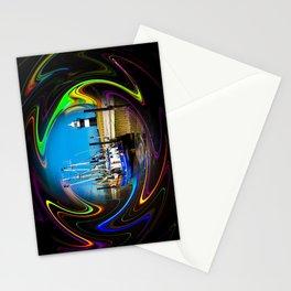 North Sea - Romance 4 Stationery Cards