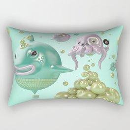 See Creatures!! Rectangular Pillow