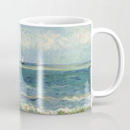 Van Gogh Seascape Coffee Mug
