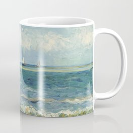 Van Gogh Seascape Coffee Mug
