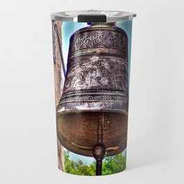 The Bell Tower Antique Stone Arches Travel Mug