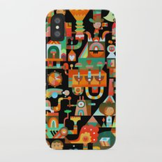 The Chipper Widget (Remix) iPhone X Slim Case