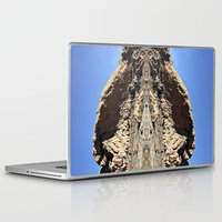 beaver Laptop & iPad Skins featuring Mama Beaver by Kallie Pfeiffer