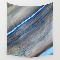 marble Wall Tapestries featuring Marble by Santo Sagese