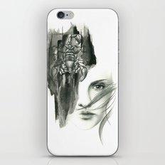 Zodiac - scorpio iPhone Skin