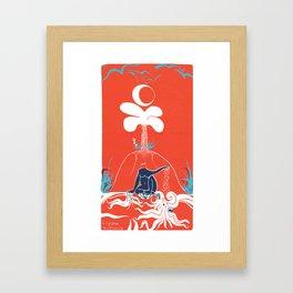 Zuimaco Framed Art Print
