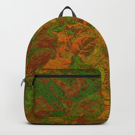 Abstract Garden Backpack