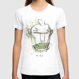 Coffee Face 01 T-shirt