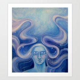 Keeper of Dreams Art Print