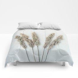 Summer Grass II Comforters