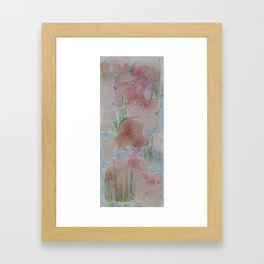 Healing Stream Framed Art Print