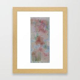 Healing Stream Framed Art Print