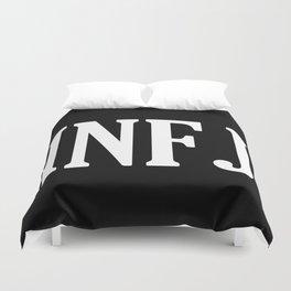 INFJ Duvet Cover