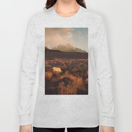 Patagonia Chile Morning Camp Long Sleeve T-shirt