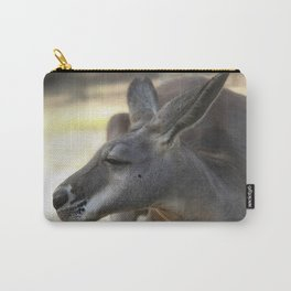 Male Kangaroo Carry-All Pouch