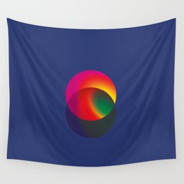 Hot Sunset 420 Wall Tapestry