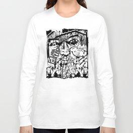 Pura mierda Long Sleeve T-shirt