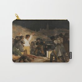 The Third of May by Francisco Goya Carry-All Pouch