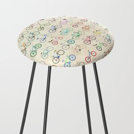 Bikes Counter Stool