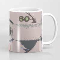 house md Mugs featuring RIP MD by colourpie