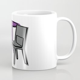 Table & Chairs 01 Coffee Mug